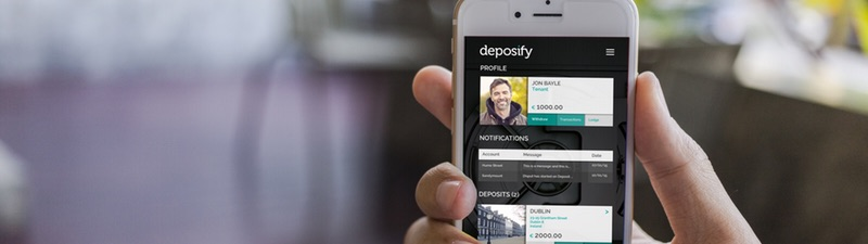Deposify intend to revolutionise the management of rental deposits and bring trust back to the landlord and tenant relationship